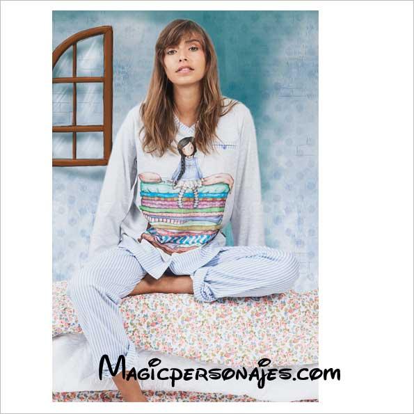 Pijama Gorjuss Santoro Mujer The Princess And the Pea